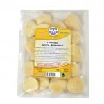 Tarkuotų bulvių dubenėliai